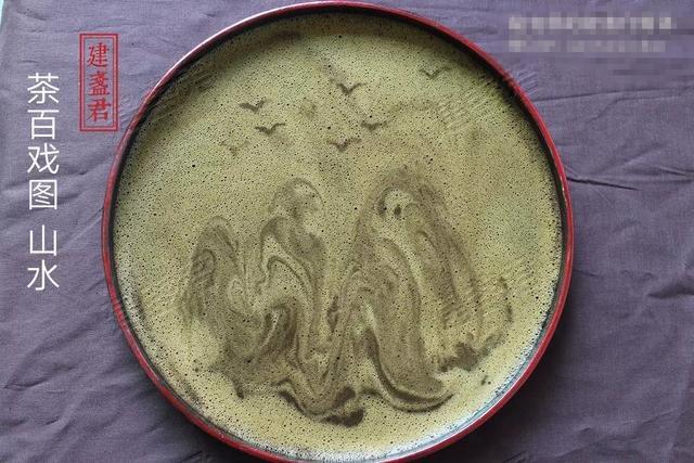 茶百戏or咖啡拉花,终极大对比!