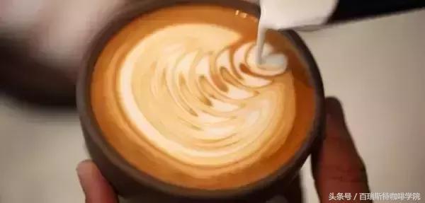 关于咖啡拉花的技巧