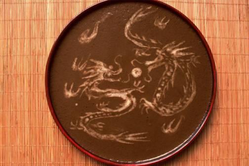 美呆了!千年茶艺完胜花式咖啡拉花