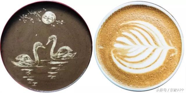 宋人喝茶花样多,居然还会拉花?看完觉得现在咖啡拉花真不算什么