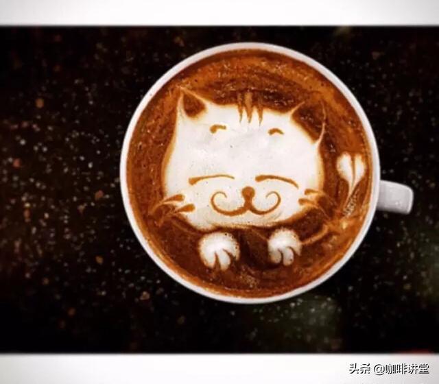 咖啡初学者需要知道的咖啡入门拉花技巧